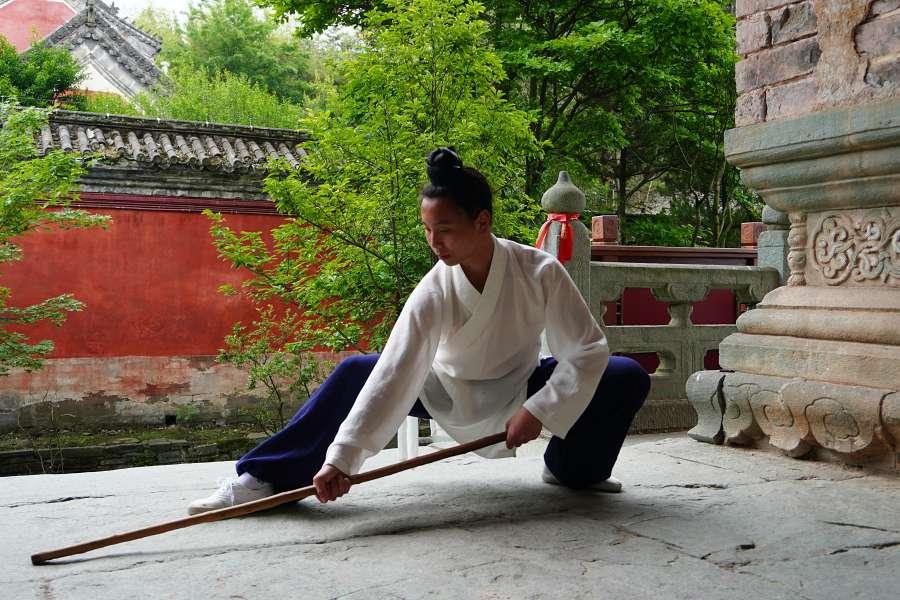 Wudang Kung Fu Master